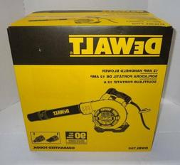 DeWalt 12 Amp Handheld/Corder Blower DWBL700 - New
