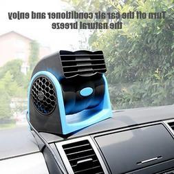 12V 24V Car Cooling Air Fan Electric Car Fan Speed Adjustabl