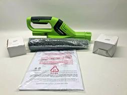 Earthwise 150 MPH 70 CFM 20-Volt Lithium-Ion Handheld Leaf B