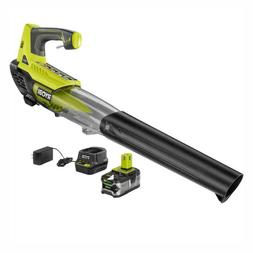 100 MPH 280 CFM Variable-Speed 18-Volt Lithium-Ion Cordless