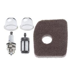 HIPA 4241 120 1800 Air Filter with Primer Bulb Fuel Filter S