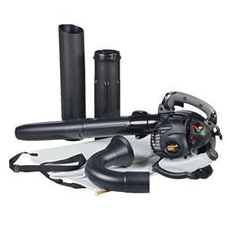Poulan Pro. 2-Cycle 25cc Gas Blower/Vacuum with Cruise Contr