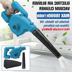 2 in 1 cordless leaf dust blower