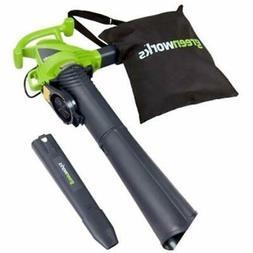 2 Leaf Blowers & Vacuums Speed 230 MPH Corded Blower/Vacuum
