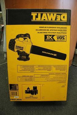 Dewalt 20V MAX 5.0 Ah Lithium Ion XR Brushless Blower Handle