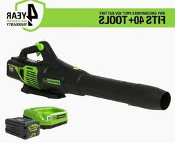 GreenWorks 24252 G-Max 40-Volt-2.0Ah Lithium-Ion Cordless Le