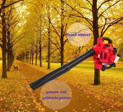 25cc 2 Stroke Handheld Garden Yard Gas Petrol Leaf Blower Va