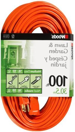 Woods Coleman Cable 269 Outdoor Vinyl Extension Cord