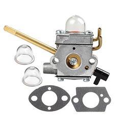 HIPA 308028007 Carburetor with Gasket Fuel Line Filter for H