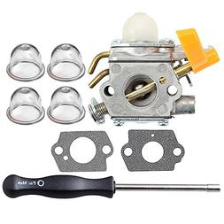 HIPA 308054013 Carburetor with Adjustment Tool for Ryobi RY2