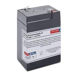 6 Volt 4.5 AmpH Garden Leaf Blower SLA AGM Battery