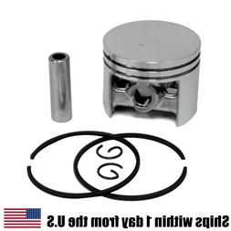 46mm Piston Ring Kit Replacement for Stihl Blower BR320 BR38