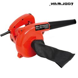 Toolman 5.0A 6 speed 13000RPM Corded Electric Leaf Blower Sw
