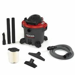 RIDGID 50323 1200RV Wet Dry Vacuum, 12-Gallon Shop Vacuum wi