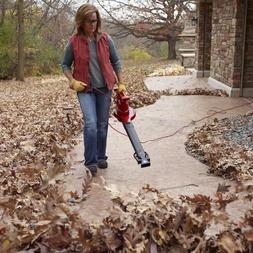 Toro 51621 250-Mph Blower, Vacuum, Leaf Shredder Corded Ultr