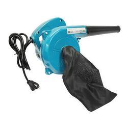 550W Mini  Portable Electric Air Blower Leaf Blowing 110v 60