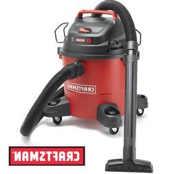 Craftsman 6 Gallon 3-HP Wet / Dry Vac Work Shop Vacuum Clean