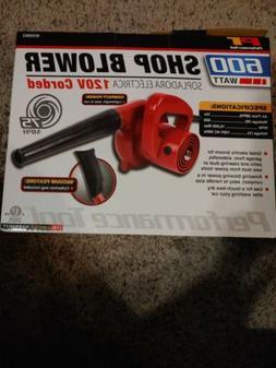 600 Watt Shop Blower.
