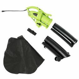 7.5 Amp 3-in-1 Electric Leaf Blower Indoor Vacuum Mulcher 6