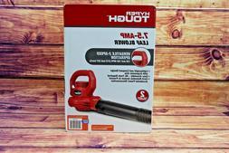 Hyper Tough 7.5 Amp Electric Leaf Blower 2-speed 130/160 MPH
