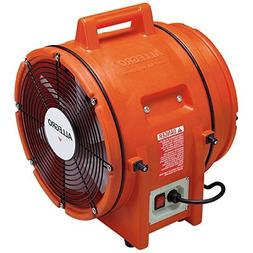 """Allegro Industries 9543 Plastic Compaxial Blower, AC, 12"""""""