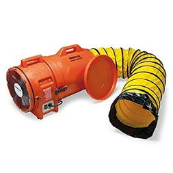 Allegro Industries 954315 Plastic Compaxial Blower, AC with