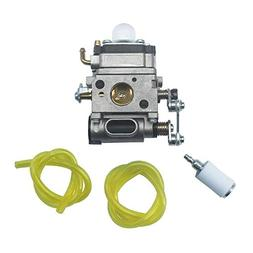Outgoings A021001642 Carburetor with Fuel Line Filter Kit fo