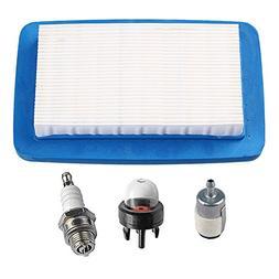 Panari A226000410 Air Filter Fuel Filter Primer Bulb for ECH