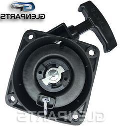 Recoil Pull Starter HUSQVARNA 150BF 150BT 350BF 350BT Leaf B