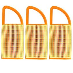 AISEN PACK OF 3 AIR FILTER FOR 4282 141 0300 STIHL BR600 BR5