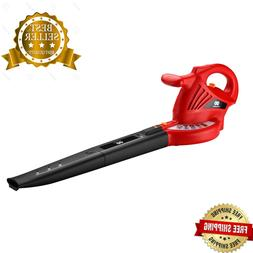 Best Partner Electric Corded Leaf Blower with 7-Amp Motor, L