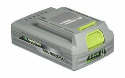 Earthwise BL82015 Replacement Battery, 20V 1.5-Ah, Grey