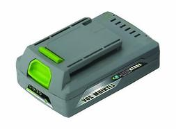 Earthwise BL82020 Replacement Battery, 20-Volt 2.0-Ah, Grey