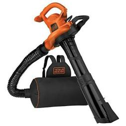 Black and Decker BEBL7000 12-Amp 3-in-1 VACKPACK Leaf Blower