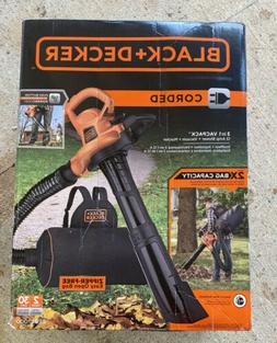 Black & Decker Leaf Blower, Vacuum and Mulcher BEBL7000 3 in