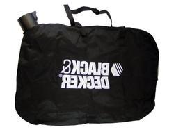 Black & Decker 90560020 3-Pack leaf blower vacuum vac should
