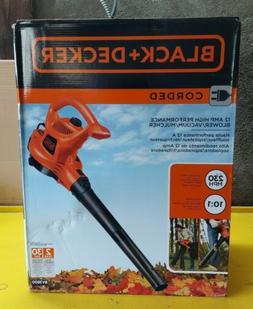 Black & Decker - 12-Amp Blower Vacuum