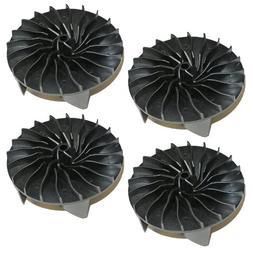 Black & Decker BV2500 & BV9000 Blower  Replacement Fan Blade