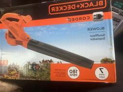 BLACK+DECKER LB700 7Amp Electric Leaf Blower