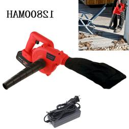 Blower 20v Cordless PRO Leaf Grass Garden Blower Adjustable