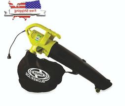 Sun Joe Blower 3-in-1 Electric Blower Vacuum and Leaf Shredd