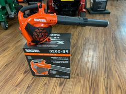 Brand New Echo PB-2620 X-Series Gas Handheld Leaf Blower 2 S