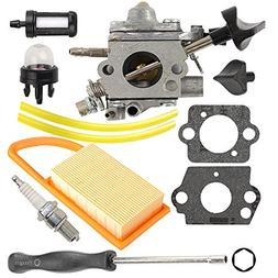Anzac C1Q-S183 Carburetor with Air filter tune up kit for St