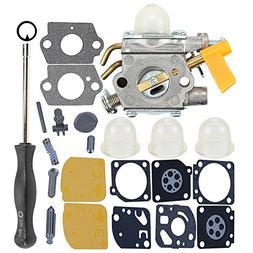 Milttor 308054013 308054012 C1U-H60 Carburetor Carb Kit Adju