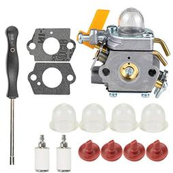 Venseri C1U-H60 Carburetor w Fuel Filter Adjustment Tool for