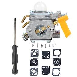 Buckbock C1U-H60 Carburetor with Adjusting Tool Rebuild Kit