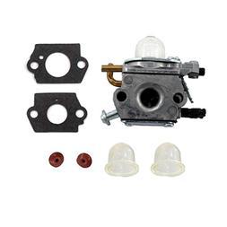 AISEN Carburetor for ZAMA C1U-K43 C1U-K43A C1U-K43B Echo PB-