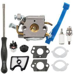 Carburetor air filter for Husqvarna 125B 125BVX 28cc Leaf Bl