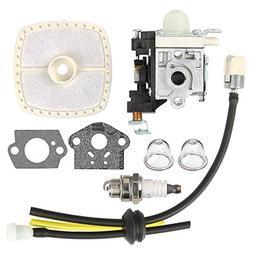 Savior RB-K106 Carburetor Air Filter Fuel Line Kit for Echo