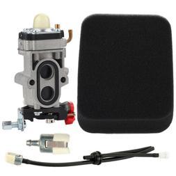 Carburetor Air filter Kit For Husqvarna 350BT 150BT Leaf Blo